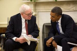 Investmentlegende Warren Buffett